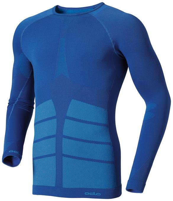 Evolution Warm长袖紧身保暖运动衣