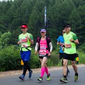 2017净月马拉松 全程 38公里处
