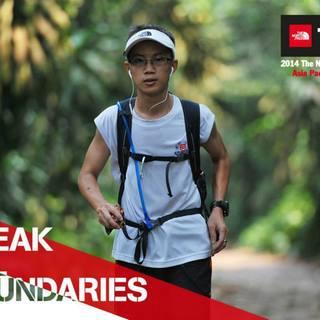 新加坡THE NORTH FACE国际越野跑