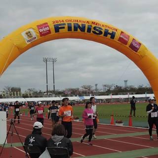 2015 冲绳马拉松赛