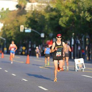 2015 好莱坞半程马拉松