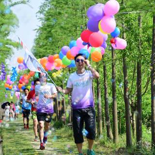 2016 乐逐自然系列赛·春之赏花