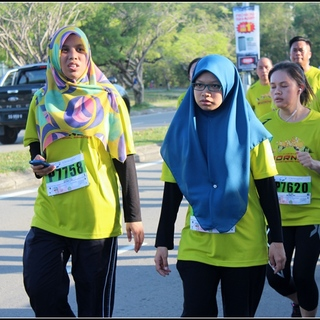 2016 婆罗洲国际马拉松