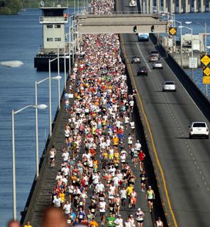 2015 西雅图马拉松