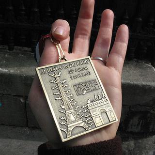 2014 巴黎马拉松