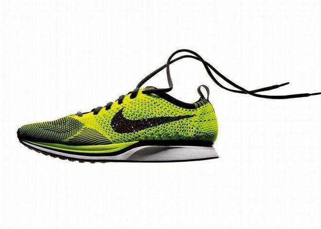Nike耐克Flyknit Racer 男鞋
