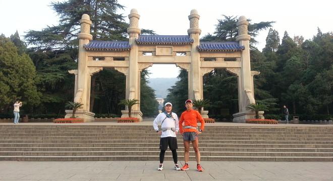 南京中山民间马拉松