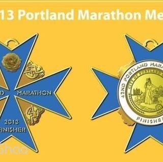 2014 波特兰马拉松