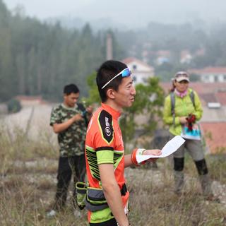 2015淄博岳阳山越野赛