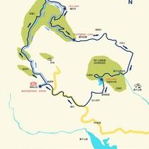 2014莫干山100路线图1
