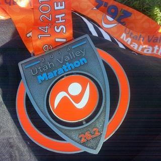 2016 犹他峡谷马拉松