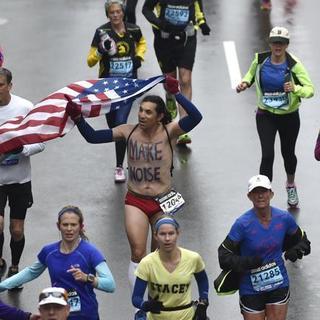 2015第119届波士顿马拉松(Boston Marathon)