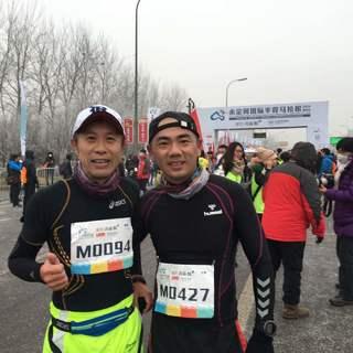 2015 永定河国际马拉松