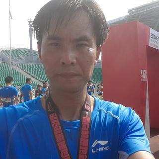 2015李宁10公里路跑联赛广州站