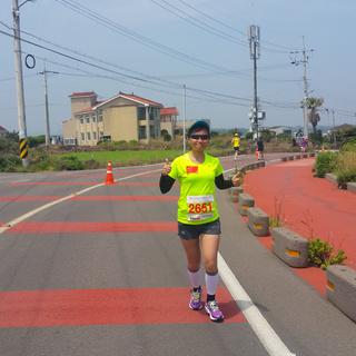 2015济州岛马拉松