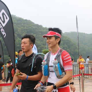 20150830珠江跑群萨洛蒙广州站筲箕窝14公里越野赛 (13) (1)