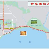 2016合肥国际马拉赛路线