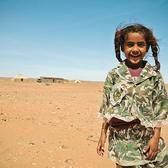 撒哈拉难民营