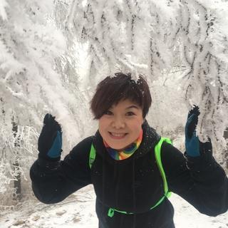 2016.12.17雅玛里克山雪地越野赛赛道体验