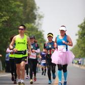 第二届北京妫河女子半马(终点照片)