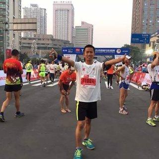 2015长沙首届环松雅湖半程马拉松赛