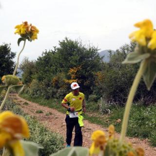 第三届希腊德尔斐-奥林匹亚极限马拉松(3rd Dolichos Ultra Marathon)