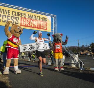 2016 海军陆战队17.75公里跑