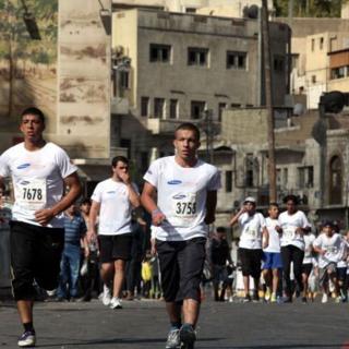 安曼国际马拉松 Amman International Marathon