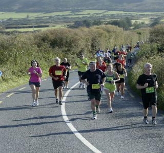 2014丁格尔马拉松 (The Dingle Marathon)