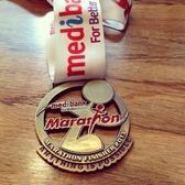 Freiewille Melbourne Marathon 2013