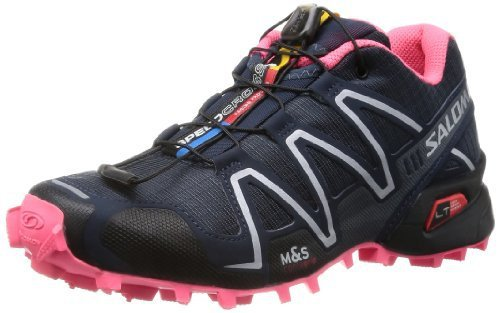 Salomon 萨洛蒙 SHOES SPEEDCROSS 3 W  女 跑步鞋