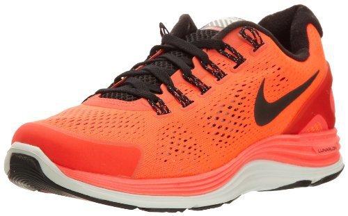 Nike 耐克 NIKE LUNARGLIDE+ 4 SHIELD跑鞋