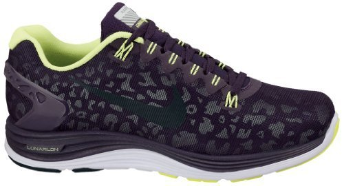 Nike 耐克 RUNNING 女 跑步鞋WMNS NIKE LUNARGLIDE+ 5 SHIELD