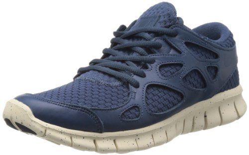 Nike 耐克 运动生活系列男子NIKE FREE RUN (+2) WVN LTR NRG运动鞋