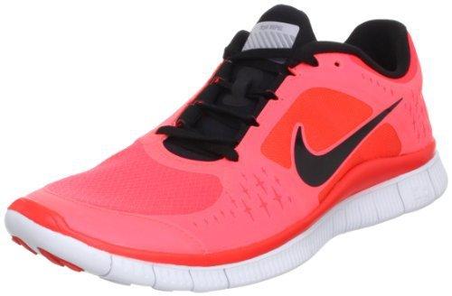 Nike 耐克 跑步系列男子NIKE FREE RUN+ 3 SHIELD跑步鞋