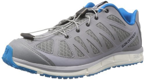 Salomon 萨洛蒙 男 休闲跑步鞋SHOES KALALAU PEWTER/ALUMINIUM/BL