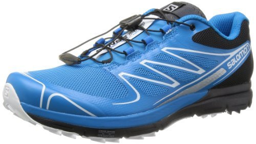 Salomon 萨洛蒙 男 越野跑鞋SHOES SENSE PRO METHYL BLUE/ASPHALT/WH