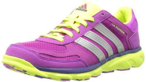 Adidas 阿迪达斯 RUNNING LA Runner W 女 跑步鞋