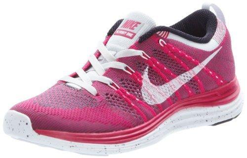 Nike 耐克 WMNS NIKE FLYKNIT LUNAR1+ 女 跑步鞋