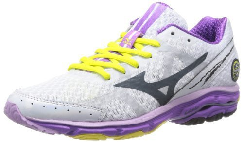Mizuno 美津浓 WAVE RIDER 17 (W) 女 跑步鞋