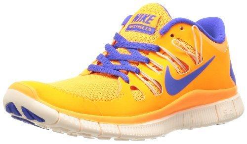 Nike 耐克  WMNS NIKE FREE 5.0+ 女 跑步鞋