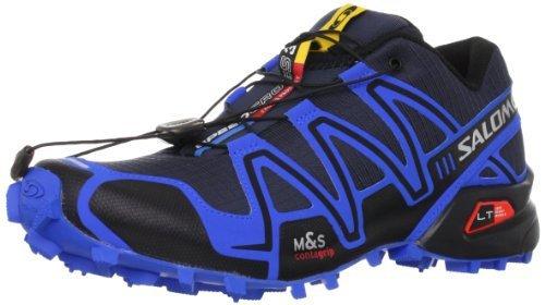 Salomon 萨洛蒙 男越野跑步鞋 Speedcross 3