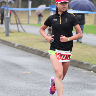 2015复旦新江湾马拉松接力赛