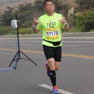 2016 泰山国际马拉松春季半程赛