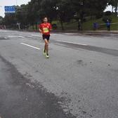2016长沙马拉松16公里8:28-8:59