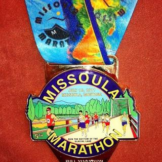 2016 米苏拉马拉松