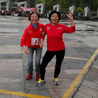 2016 上海民间马拉松赛