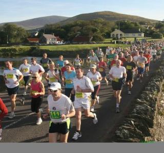 2014丁格尔马拉松 (The Dingle Marathon)