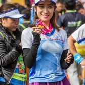 南山半程马拉松2016