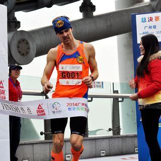2015国际垂直马拉松广州塔总决赛